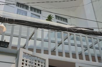 Kẹt tiền cần bán gấp nhà mới xây 1 trệt 2 lầu, đường Tùng Thiện Vương, P.13, Q.8, LH 0784293265