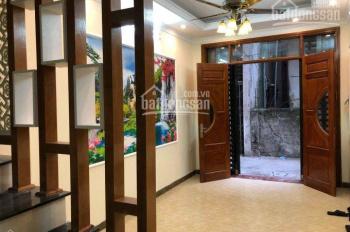 Bán nhà 35m2 x 5T xây mới phố Đông Thiên, Vĩnh Hưng, cách mặt phố 20m, giá 2,15 tỷ, LH: 0973883322