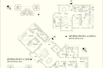 Chính chủ bán căn cc 128m2 tòa N04 Hoàng Đạo Thúy - UDIC giá: 36tr/m2 CC: 0983 262 899