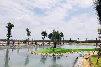 Bán gấp lô đất đường An Hạ, SHR, 989tr gần bệnh viện đa khoa Sài Gòn S= 80m2, LH: 0937408552
