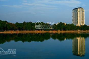 Bán gấp căn hộ cao cấp Lancaster - 20 Núi Trúc, Ba Đình, giá 56 triệu/m2 view hồ