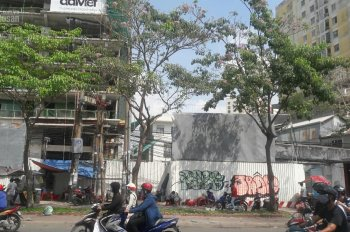 Căn góc siêu vị trí ngay gần mặt tiền Điện Biên Phủ, P15, cạnh 2 cao ốc 147 25 tầng & ĐH Hồng Bàng