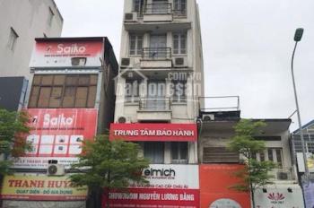 Cho thuê nhà mặt phố 122 Nguyễn Lương Bằng, diện tích 80m2, kinh doanh cực tốt