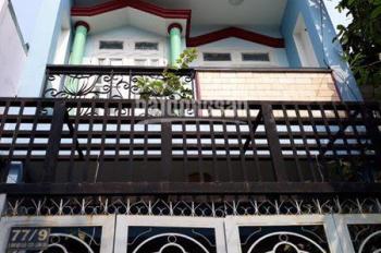 Bán nhà hẻm đường Nguyễn Thi, P. 13, quận 5, gần bưu điện quận 5