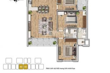 Bán gấp căn 2PN-  Amber Riverside - Tầng trung -Giá tốt nhất . Quantam . LH 0963 785 083
