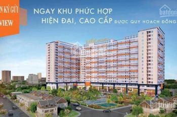 Bán lỗ CHCC 9 View Apartment 2PN 2WC, giá 1,6tỷ, LH 090916093 vay bank 70% (không tiếp môi giới)