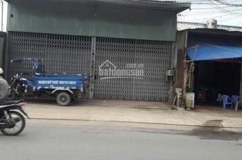 Nhà cấp 4 mặt tiền Nguyễn Ảnh Thủ, xã Thới Tam Thôn, Hóc Môn