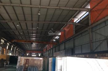 Cho thuê 1500m2 - 5000m2 x 50k kho xưởng trong KCN Thạch Thất khung Zamil ký HĐ 5 năm