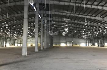 Công ty Quốc Khánh cho thuê kho xưởng 1500m2, 2500m2, 3000m2, 6000m2, 10.000m2 tại KCN Phố Nối A