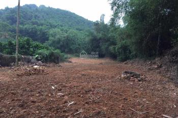 Bán đất thổ cư sổ đỏ chính chủ, Yên Bài, Ba Vì, 2610m2, đất ở 400m2, mặt đường cái, MT 30m, 2,2 tỷ