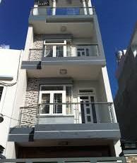 Bán một căn nhà 1 trệt 2 lầu 1 sân thượng DT 80m2=4tỷ ngay vòng xoay An Lạc gần Aeon Bình Tân