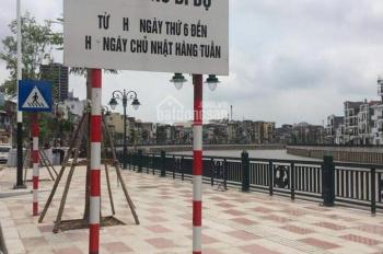 Bán đất nền mặt đường phố đi bộ Thế Lữ Tam Bạc, Hồng Bàng, Hải Phòng, diện tích 69m2, mặt tiền 5m