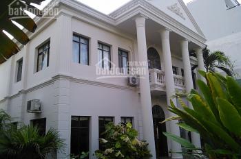 Bán biệt thự sân vườn Nguyễn Thượng Hiền, 8x21m, NH 15m (DTCN 201m2), 19 tỷ