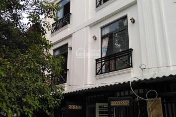 Nhà chính chủ (6*8m) 3 lầu cách QL1A 200m, đường Số 2, Bình Hưng Hòa B, Bình Tân