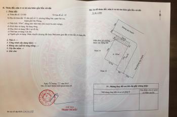 Chính chủ cần bán đất Lê Hồng Phong, 192.6m2, tiện kinh doanh, SĐCC, 55.5 triệu/m2, 0902178641