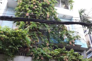 Bán nhà hẻm 4m Nguyễn Thiện Thuật, Q3,  4x15m, 3 tấm 9.2 tỷ