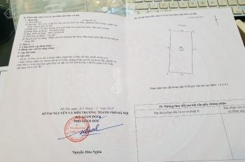 Chính chủ cần bán lô đất lô B-D4 Trần Thái Tông - Cầu Giấy. LH 0971 79 72 88