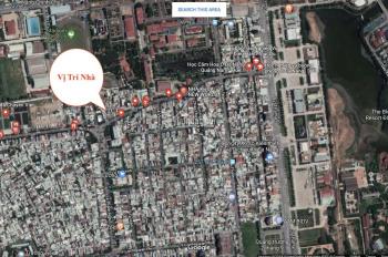 Bán nhà trung tâm Đà Nẵng, bán nhà giá rẻ Hải Châu, bán nhà giá rẻ Đà Nẵng