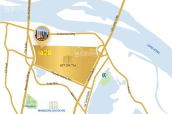 Bán nhà liền kề shophouse IA20 Ciputra, 5 tầng, giá thấp nhất 0936668656