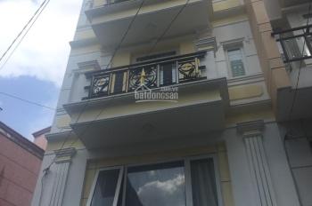 Bán nhà tiện kinh doanh căn hộ dịch vụ 5 tầng Trần Quý Cáp. DT 8,2m x 19m, nở hậu 9,3m