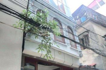 Cho thuê nhà riêng 45m2 x 6 tầng Kim Giang, Nguyễn Xiển, gần sân bóng BCA, 15 triệu/tháng