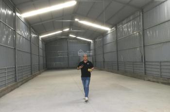 Cho thuê kho xưởng 430m2, ngay Bình Chuẩn 09, Bình Chuẩn, Thuận An, Bình Dương, giá 22 triệu/tháng