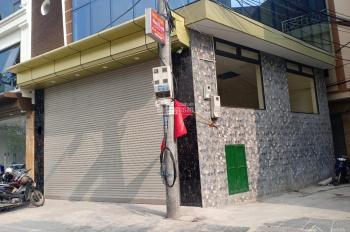 Cho thuê nhà mặt phố Tôn Đức Thắng căn góc, 80m2 x 3 tầng, mặt tiền 7m thông sàn