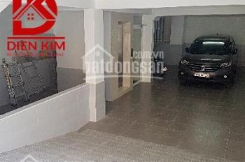 Cho thuê nhà mặt tiền hẻm đường Hoàng Hoa Thám, quận Tân Bình, 8x20m 1 hầm 4 lầu
