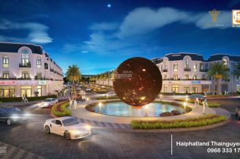 Khu đô thị cao cấp Crown Villas - Thái Hưng, đẳng cấp khác biệt