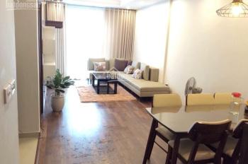 Cho thuê chung cư 43 Phạm Văn Đồng, full đồ nội thất giá 9 tr/th, LH 0962415563