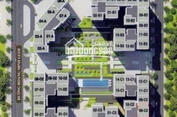Cần bán căn góc Đông Nam chung cư Mandarin Garden Hoàng Minh Giám