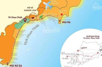 Nhà phố biển Summer Land Mũi Né Phan Thiết cam kết lợi nhuận chỉ với 4,5 tỷ sổ đỏ vĩnh viễn