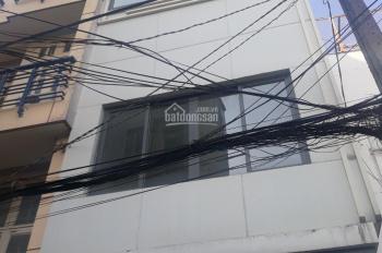 Bán nhà HXH đường Trần Bình Trọng, Q. 5, DT 3,3 x10,2m