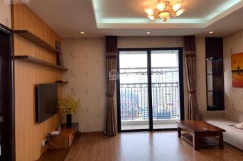Cần bán căn 2 phòng ngủ, 2 ban công thoáng, S: 106m2, sổ đỏ tại Times City, giá 3.55 tỷ. 0984709875