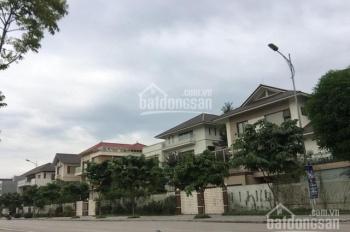 Bán nền biệt thự mặt tiền đường Phạm Công Trứ, khu Cồn Khương, DT 805.2m2, giá 17tr/m2
