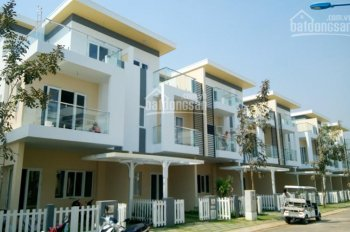 Cho thuê nhà Melosa Khang Điền, Đầy đủ nội thất, DT 6x18m, 1 trệt 2 lầu, 4 phòng ngủ, LH 0932776626