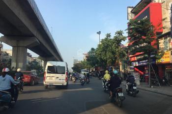 Bán gấp nhà mặt phố Quang Trung, 155m2, 5 tầng, mặt tiền 9m, vỉa hè rộng KD ngày đêm, giá 27 tỷ