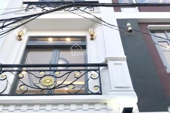 Bán nhà mới xây kiểu giả biệt thự tuyệt đẹp đường Phạm Văn Chiêu, quận Gò Vấp vào 1 sẹc 40m