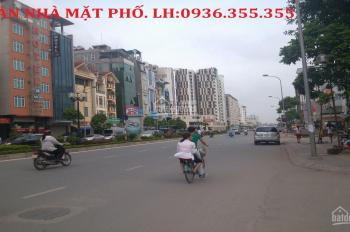 Bán nhà mặt phố Trung Kính, Cầu Giấy, 115m2, mặt tiền 7m, giá rất rẻ