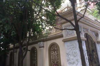 Bán biệt thự khu đô thị Nghĩa Đô, Hoàng Quốc Việt. DT 300m2 x 4 tầng, đã hoàn thiện ngoài