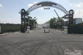 Cần bán nhanh lô đất nền liền kề dự án khu đô thị Lê Trọng Tấn - Geleximco