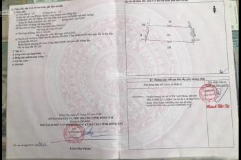 490m2 đất Long Phước - Long Thành - Đồng Nai 13x40m, 200m2 thổ cư (51 thửa 227)