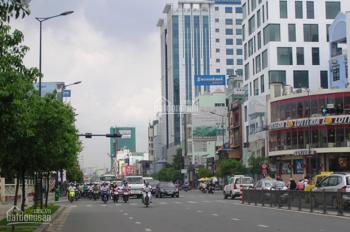 Bán nhà MT Lý Thái Tổ, đối diện BV Nhi Đồng 1, Phường 9, Quận 10, DT: 9 x 30m, giá: 68 tỷ