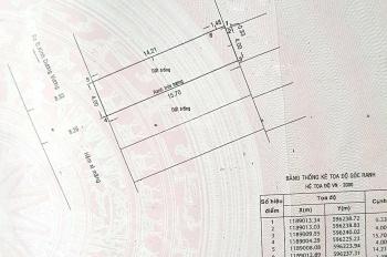 Bán đất 4x16m, hẻm 8m 1 sẹc Kinh Dương Vương