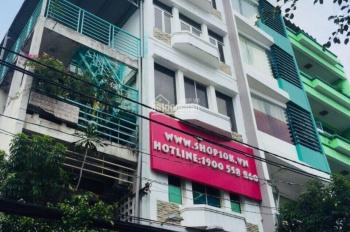 Hot: Bán gấp nhà MT đường Ký Con, Phường Nguyễn Thái Bình, Q1 DT 4,5x18m trệt 2 lầu