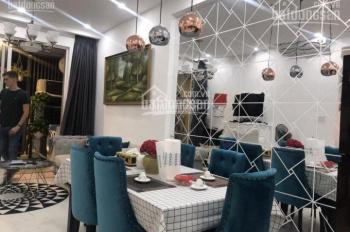 Cho thuê căn hộ 3PN 2WC, 93m2, Golden Mansion, full nội thất, lầu cao view đẹp, giá 18tr 0931230064