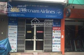 Cho thuê nhà mặt phố Phạm Hồng Thái, DT 25m2, mặt tiền 4m, giá 10tr