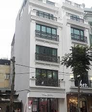 Bán nhà mặt phố Nguyên Hồng 50m2, xây 5 tầng, 15 tỷ 0868131383