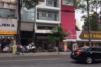 Về Hồng Kông bán nhà mặt tiền đường Nguyễn Chí Thanh, Q. 5, DT: 5.5 x 28m, giá: 35 tỷ