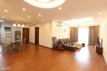 Cho thuê chung cư 137m2 đủ đồ đẹp 14tr nhà mới nhận gần An Bình City Green Star, 36 Hoàng Quốc Việt